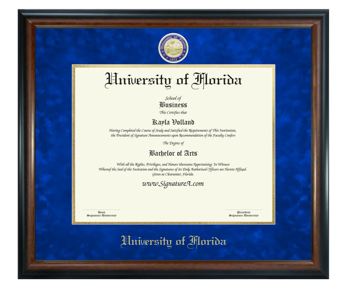 Diploma Frame Special