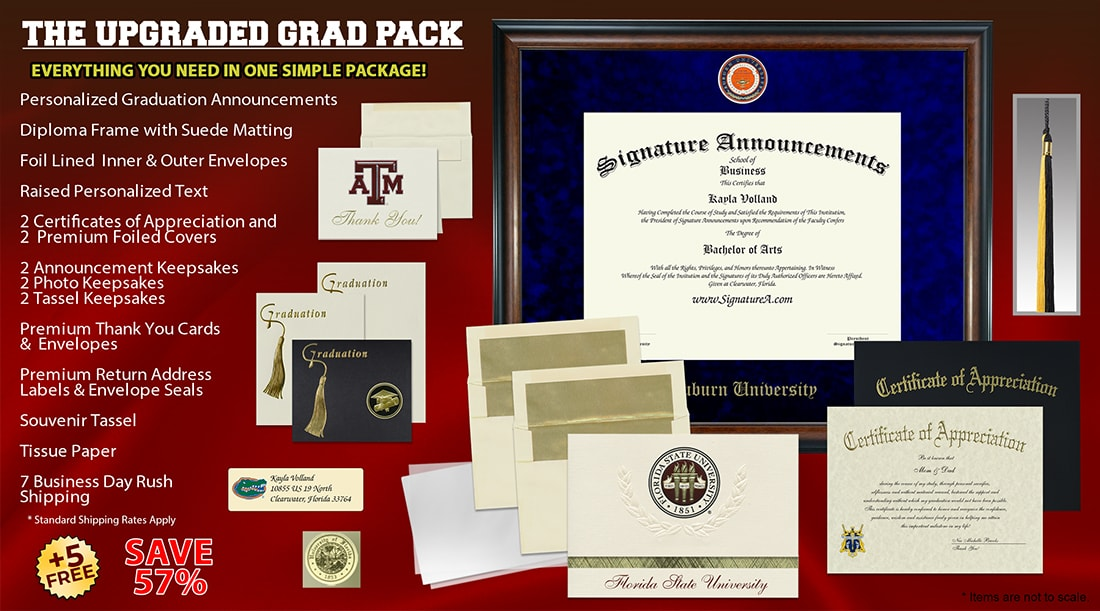 Upgraded Grad Pack Image